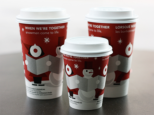 Woops, I missed a holiday. Starbucks Pre-Christmas? – Pickles Of ...