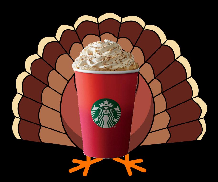 Turkey Starbucks Cup